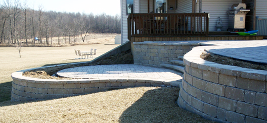 Fahl Colors - Outdoor Patio